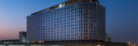 Aloft Abu Dhabi © Marriott International Inc
