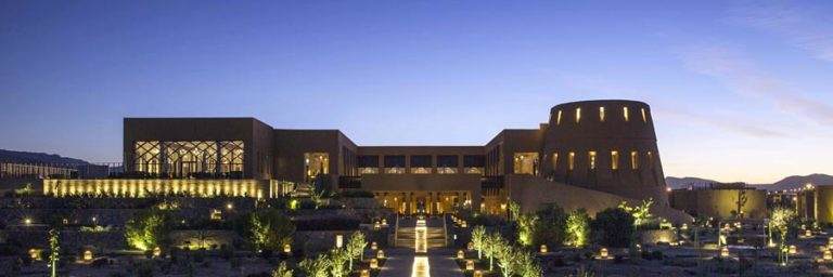 Anantara Al Jabal Al Akhdar Resort © Stromberger Pr und Minor International Plc.