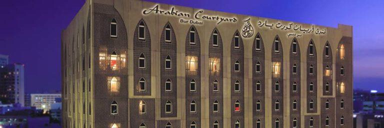 Bur Dubai © Arabian Courtyard Hotel & Spa