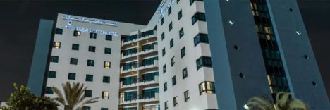 Arabian Park Dubai © Arabian Park Hotel