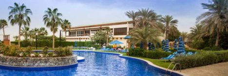 Dubai Marine © Dubai Marine Beach Resort & Spa