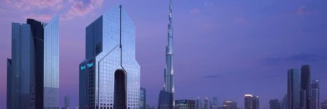Dusit Thani Dubai © Dusit International