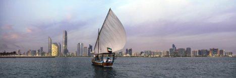 Abu Dhabi Skyline © Department of Culture & Tourism Abu Dhabi