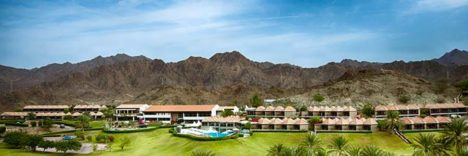 Hatta Fort Hotel © JA Hotels & Resorts