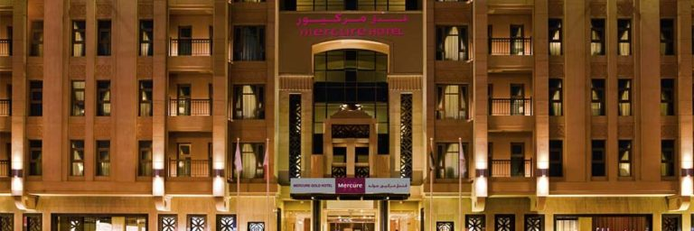 Mercure Gold Hotel Al Mina Road Dubai © AccorHotels