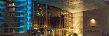 Le Royal Meridien Abu Dhabi © Marriott International Inc