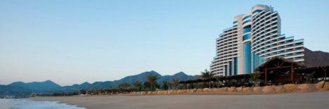 Le Méridien Al Aqah Beach Resort © Marriott International Inc