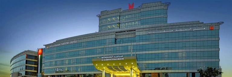 Millennium Airport Hotel Dubai © Millennium Hotels and Resorts