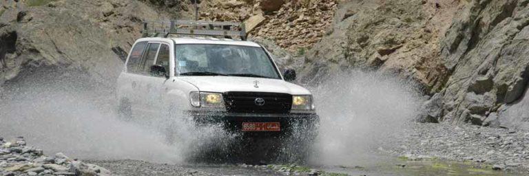 Oman Off-Road © B&N Tourismus