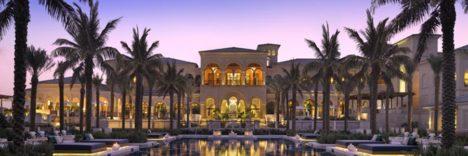 Resort One&Only The Palm Dubai © Kerzner