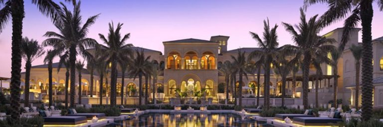 Resort One&Only The Palm Dubai © Kerzner