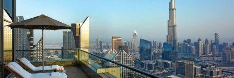 Shangri-La Hotel Dubai © Shangri-La International Hotel Management Ltd