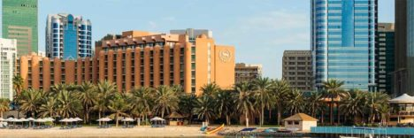 Sheraton Abu Dhabi © Marriott International Inc